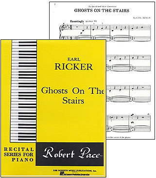 Earl Ricker's Ghosts On the Stairs.