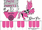 Music for Moppets Preschool piano